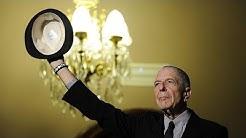 Leonard Cohen im Alter von 82 Jahren gestorben