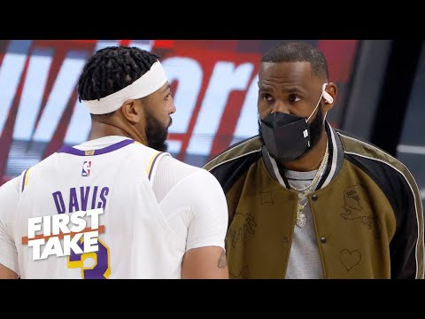 The Lakers shouldn't worry about the play-in tournament - Max Kellerman | First Take