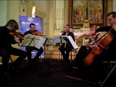 Mozart Clarinet Quintet  K581 in A    1-Allegro