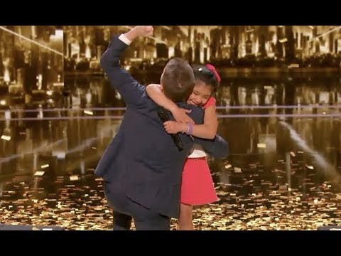 All 4 Guest Golden Buzzers | Judges Cut | America's Got Talent 2017
