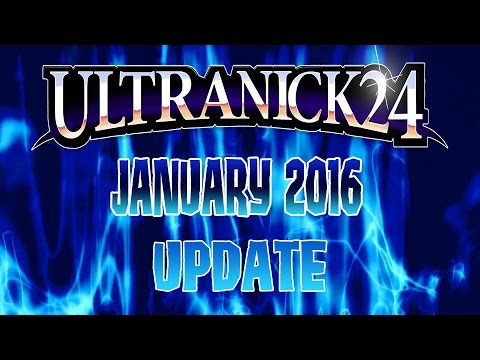 January Update: New Year Goals, Final Smash Series, Doing Other Content etc.