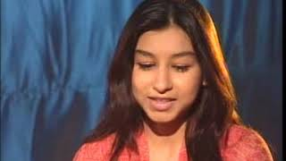 Talented Youth of Pakistan - Talent of the Week - Haniya - First Tabla Player of Pakistan - PTV