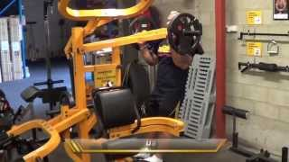 Powertec WB-MS Workbench Multi System with Lee Priest