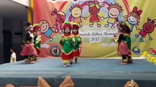 Video Tari Sajojo TK Don Bosco 3 download MP3, 3GP, MP4, WEBM, AVI, FLV Juni 2018