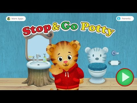 Daniel Tiger's Stop & Go Potty (PBS KIDS) - Best App For Kids