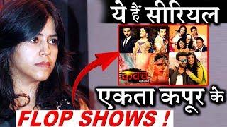 8 Ekta Kapoor TV Serials that FLOPPED