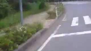 石川 県道4号~県道55号をバイクで走る ①