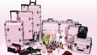 Косметичка в дорогу / Travel makeup set