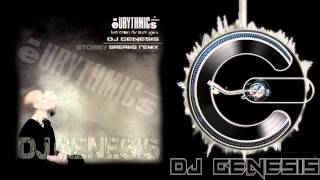 Eurythmics - Here Comes The Rain Again (dj genesis stormy breaks remix)