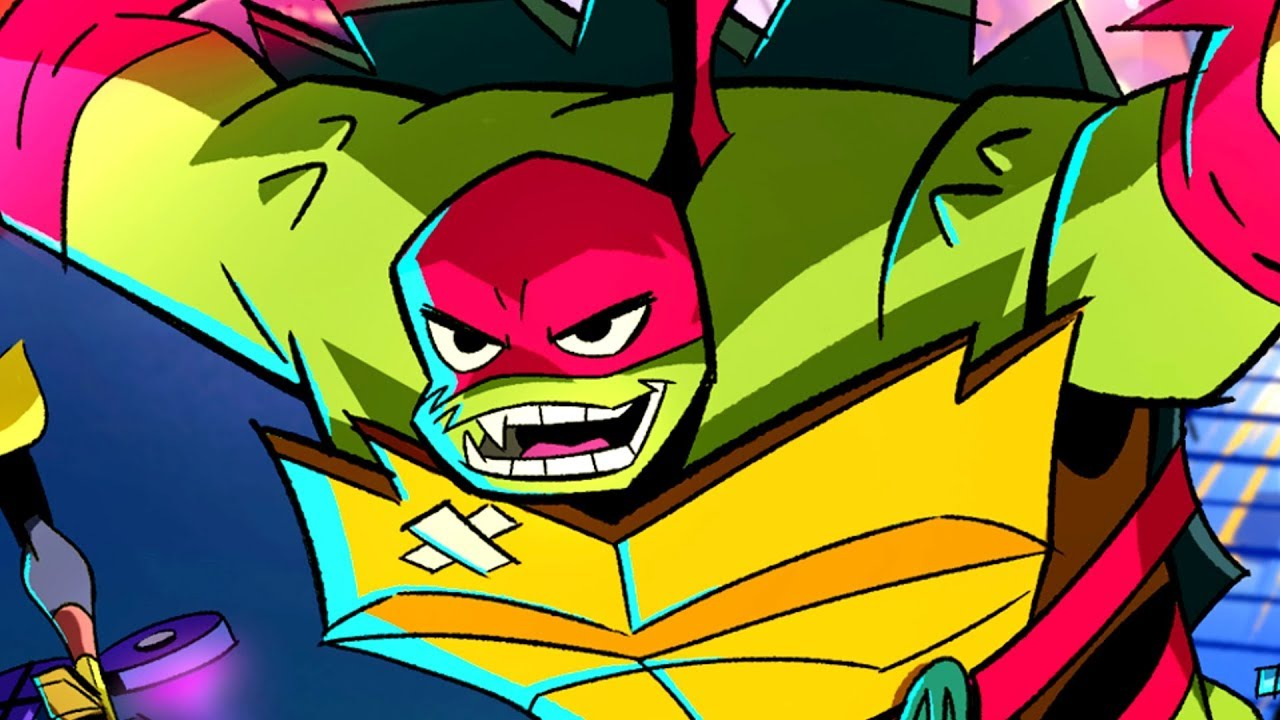Teenage Mutant Ninja Turtles Rise of the Teenage Mutant Ninja Turtles Nickelodeon Comic 2018 San Diego comic-con PROMO