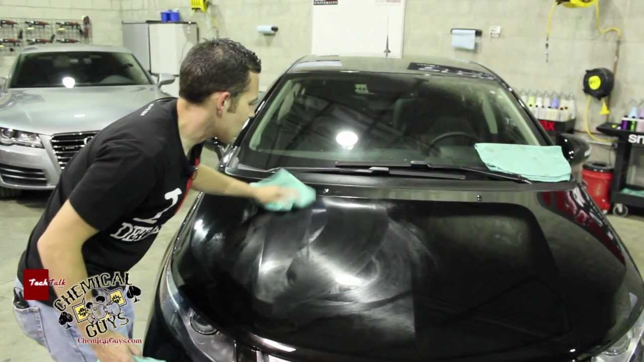 Chevy Volt How To Protect Your New Car Chemical Guys