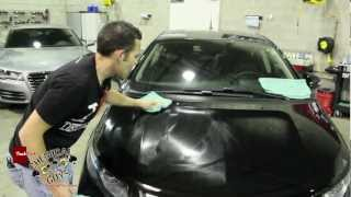 Chevy volt - how to protect your new car - chemical guys wet mirror finish jetseal109 protection