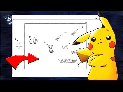 What is This Mystery Device Patent From Nintendo & Pokemon?