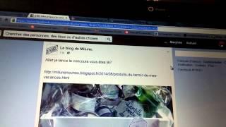 Comment partager un lien sur facebook ?