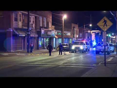 6 boys shot, 1 killed on Cleveland's east side