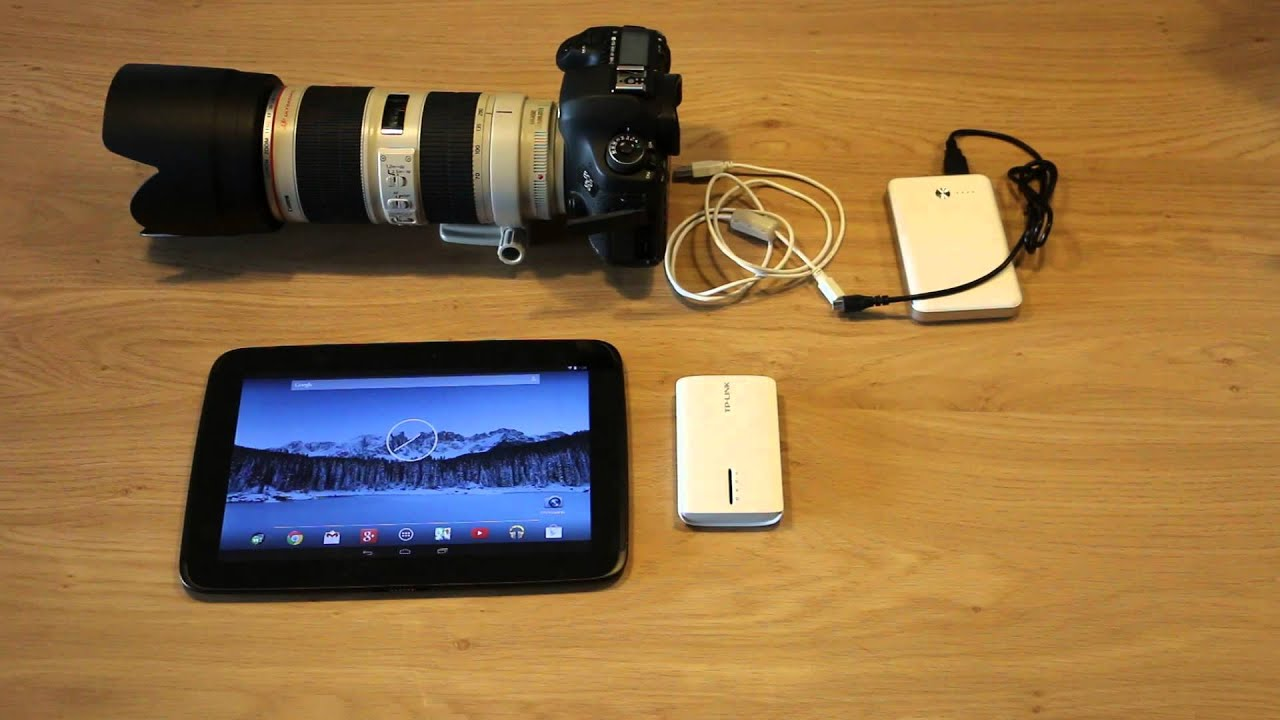 DSLR Controller :: Guide: Creating a wireless remote from a