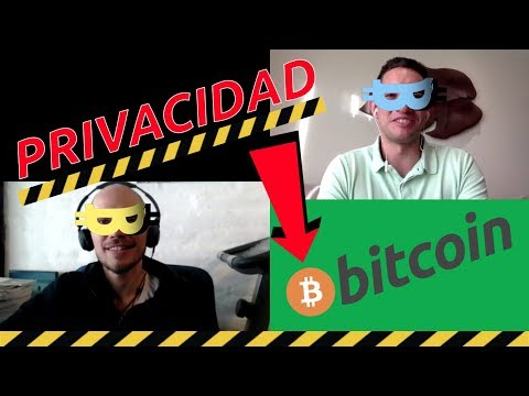 Privacidad en INTERNET y BITCOIN 🎭🕵️ (2020) @Academia Blockchain