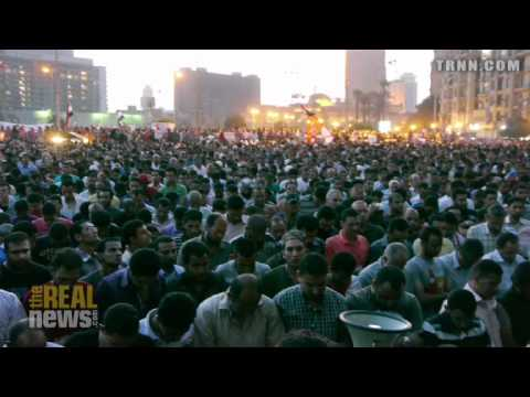Protests Turn Into Occupations Throughout Egypt