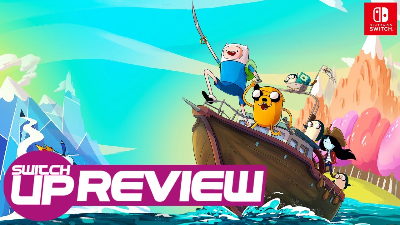 Adventure Time: Pirates of the Enchiridion Switch Review