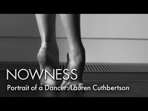 London's Royal Ballet I Portrait of a Dancer: Lauren Cuthbertson