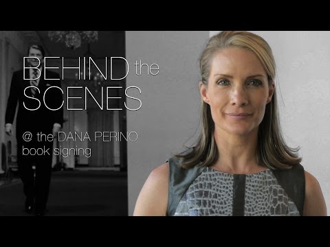 Behind-the-Scenes @ The Reagan Library: The Dana Perino Book Signing —6/8/15