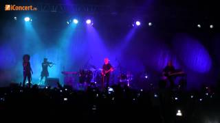 Moby - Porcelain - The Mission Dance Weekend 2011 - iConcert.ro