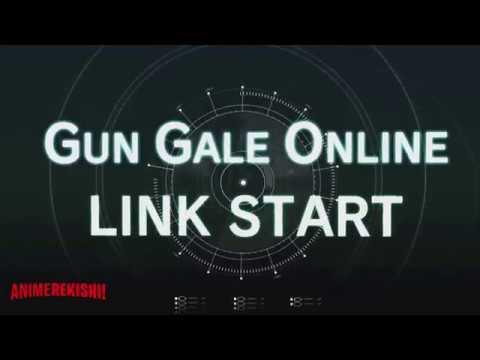 Sword Art Online Alternative Gun Gale Online TV Anime Trailer PV