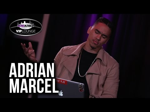 Adrian Marcel Plays Songs From His New Album GMFU!