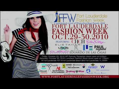 Fort Lauderdale Fashion Week 2010