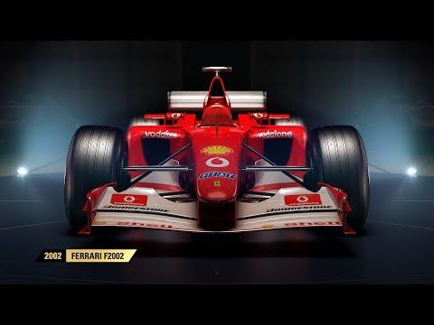 F1 2017: новый геймплей и настоящая «Формула-1» с машинами Сенны, Проста и Шумахера