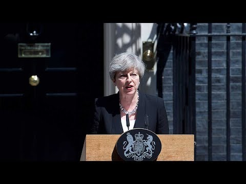 What knock-on effect does London fire have on Theresa May?