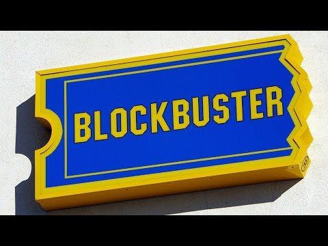 Blockbuster Video still alive in 2018?