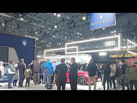 NYIAS '19 New York International Auto Show PT. 2 #StreetKingsMagazine