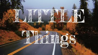 Mglex. & S∆V∆DO - Little Things (Originally by One Direction) [Official Lyric Video]