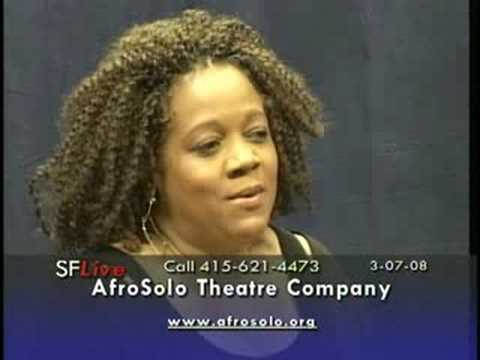 Paula West, Jazz Vocalist, on AfroSolo.TV