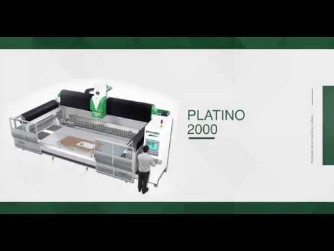 Platino 2000 - CNC Working Centers Prussiani Engineering