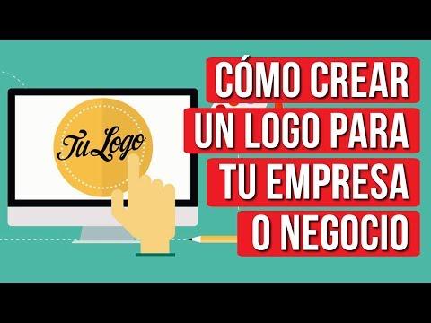 Cómo Crear Un Logo Gratis Fácil Y Rápido Para Una Empresa Marca Negocio Pagina ó Red Social Youtube