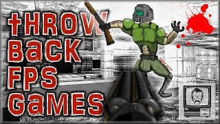 Reviewing Every Throwback FPS | Nostalgia Nerd
