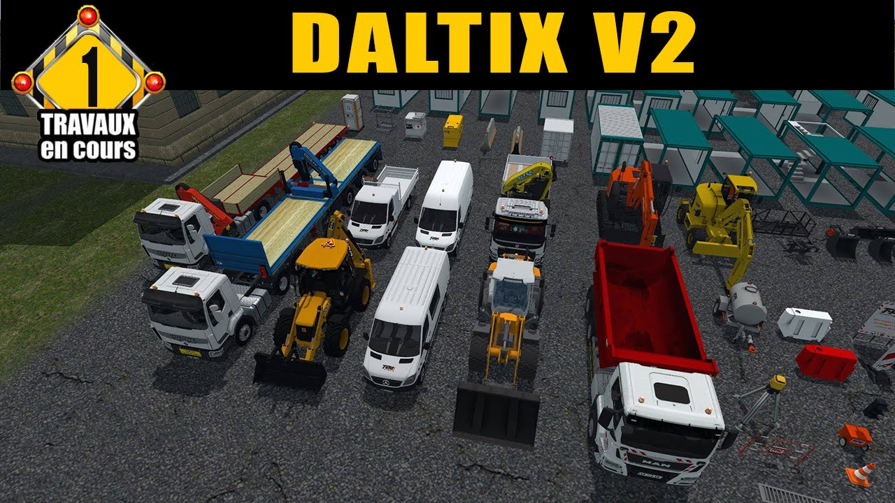 Farming simulator 15 pack vrd by ft modding d couverte for Pack travaux