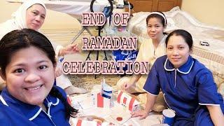 END OF RAMADAN CELEBRATION/KFC MUKBANG / kinkin gancia