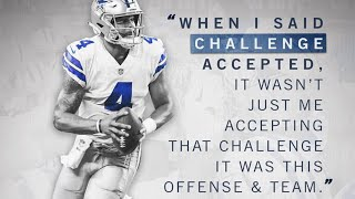 The Dallas Cowboys   Victory Monday Challenge Accepted 📢
