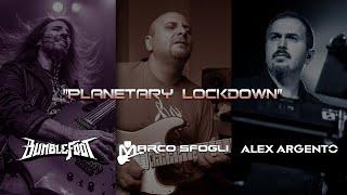 Bumblefoot's Planetary Lockdown jam w/Marco Sfogli and Alex Argento