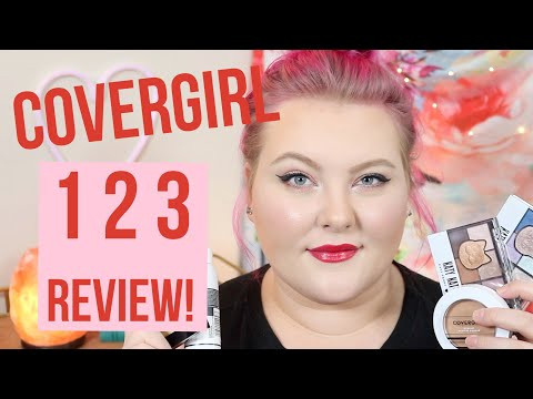 Covergirl Spring 2018 Collection: First Impressions, Tutorial, & Review! // Testing Testing 1, 2, 3!