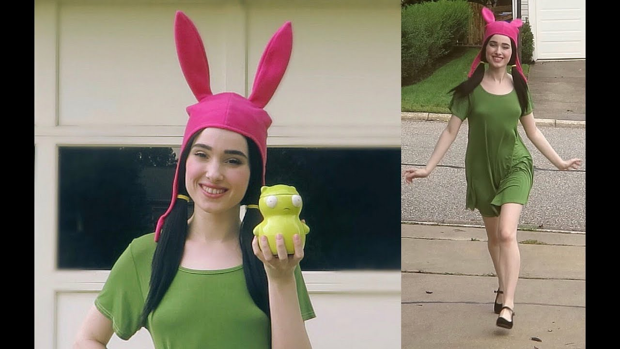 cosplay burgers Louise bobs