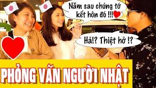 Người Nhật có muốn hẹn hò với người Việt không?? Kết hôn thì sao??
