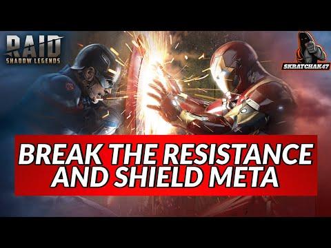 Suzerain Katonn Guide | Break The Resistance And Shield Meta | Raid Shadow Legends