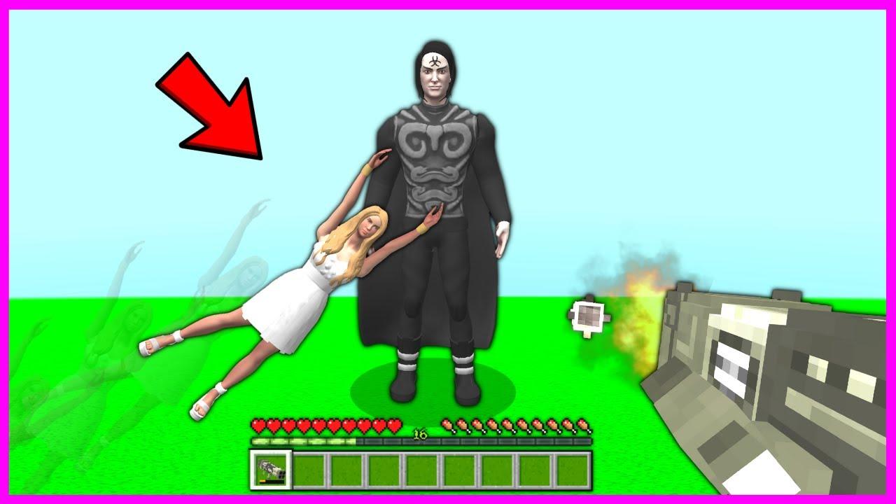 SELENA, HADES'İ SON ANDA KURTARDI! 😱 - Minecraft