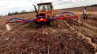 Irrigador Frontal IF 4000 BIZMAQ