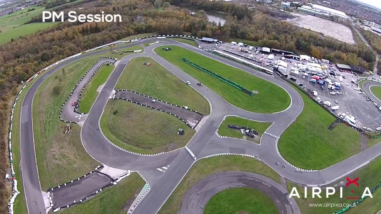 Three Sisters Race Circuit >> MBKC Three Sisters Kart Racing - Aerial Video - Full Day footage - YouTube