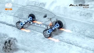 Suzuki ALLGRIP SELECT Snow-Modus
